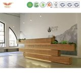 現代デザイン木のフロント