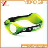 Pulseira de Silicone USB de alta qualidade para oferta promocional (YB-LY-WR-41)
