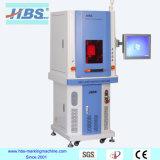 машина маркировки лазера волокна 20W с безопасностью Cabint