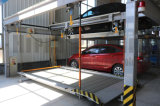 困惑のタイプMulitiレベル車の駐車システム
