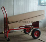 Stahlhandzug-Karren-Laufkatze des hilfsmittel-Ht0132