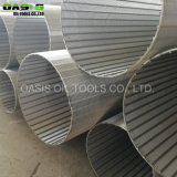 Uso del tubo dell'intelaiatura del filtro per pozzi dell'acqua del collegare dell'oasi V per la perforazione dell'acqua/olio