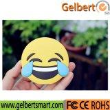 최신 판매 대중적인 디자인 2600mAh 휴대용 귀여운 Emoji USB 힘 은행