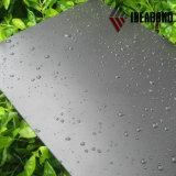 Matériau de construction composé en aluminium nano avancé de panneau