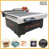 CNC Oscillerende Scherpe Machine 1313 van de Doos van het Karton van het Mes