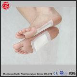 Gold OEM Manufacturey Detox ногу патч с маркировкой CE