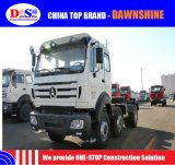ベンツの技術の中国6X4 420HP 10wheels Beibenのトラクターのトラック