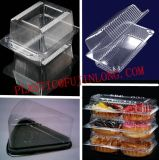 Machine automatique de formage BOPS en plastique, machine de thermoformage BOPS Cake Box