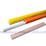 China-bester Verkaufs-Fluss beschichtete hartlötenlegierungen mit dem 1.6mm-4.0mm Durchmesser (AWS RBCuZn-C)