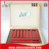 Venta de las herramientas/de los mangos de maniobra cubiertos con bronce carburo de las ventas de la fábrica