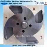ステンレス鋼の投資鋳造ANSI DurcoのマークIIIポンプインペラー