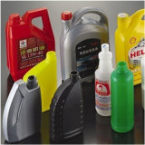 Kleine Plastiköl-Flaschen-Blasformen-Maschine