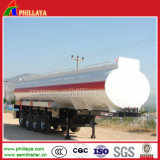 Tank van de Aanhangwagen van de Tanker van de Brandstof van de Aansluting van de vrachtwagen de Semi op Hete Verkoop