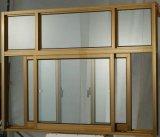 Finestra di alluminio e portello di prezzi di fabbrica di origine della Cina