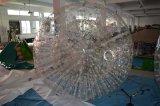 Aufblasbare Zorb Kugel, riesige aufblasbare menschliche Hamster-Kugel, Zorb Kugel, Zorbing Kugel-Reiten
