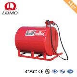 A água do tanque de armazenagem de líquidos