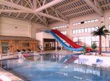 Tampa pré-fabricada de piscina grande de fibra de vidro