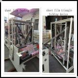 Plastiktülle-Tasche, die Maschine herstellt