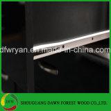 Alta cassa nera del cassetto di /Wide 3+3 di tono di lucentezza due