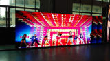 P5 aluminio moldeado a todo color de interior LED Películas mostrar imágenes