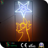 Decorazione cinese di nuovo anno dell'indicatore luminoso della lanterna del LED