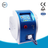 Q switched ND YAG Laser tatuagem extracção