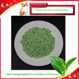 El té verde alta absorción Tofu cat litter