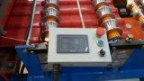 Roulis en acier glacé galvanisé de tuile de toiture de tuile formant la machine