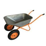 carrinho de mão de roda 2wheels resistente para a construção