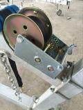 Трейлер сталелитейнаяа промышленность с открытым типом опционным