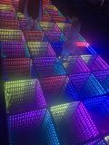 3D Mirroe Abgrund-Dance Floor-Fliese-Panel LED