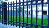Die Europa-Art-Eisen-Garten-Privatleben-Zaun-Panels