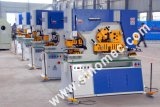 Monteurs de charpentes métalliques la machine Q35Y-20