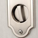 容易レバーハンドルが付いている入口のほぞ穴の引き戸ロックをインストールしなさい