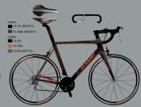 Ceaf 73, Roadbike, alliage, 20sp