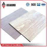 Doppio PE laterale di Ideabond che ricopre il comitato composito di alluminio della decorazione interna