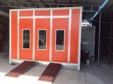 Cabine de pulverizador da pintura do carro do quarto da pintura da alta qualidade