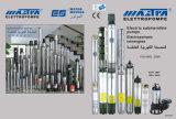 4 'inoxidable bomba de agua sumergible de acero de pozo (R95-S)