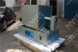 1200c tube rotatif inclinable fourneau pour batterie Li-ion Matériaux de Cathode