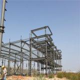 Costruzione resistente della fabbrica del blocco per grafici della struttura d'acciaio del workshop