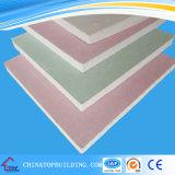 ВлагостойкfNs доска Drywall сопротивления доски гипса влажная