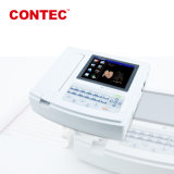 Contec ECG1200g ICU сенсорный экран ЭКГ машины/Электрокардиографа