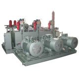 Grosse Größen-hydraulische Druckspeicher-Wasserkraftanlage-Wasserkraftanlage