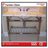 Banheiro Base sanitária em aço inoxidável (10-101)