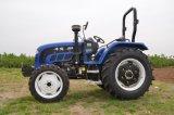 De landbouw van Tractor met Lader van de Tuin Dumper& van Engine& van de Benzine de Mini
