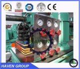 PLATTEN-Verbiegenund Walzen-Maschine der Universalspitzenrollen-W11S-40X3200 Stahl