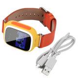 Gelbertの方法Sos呼出しGSM GPSの追跡者はスマートな腕時計をからかう