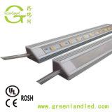 LEIDENE van het Aluminium van Ce RoHS 5050 12V 24V Stijve Strook