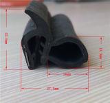 Extrusión anticorrosión tira de la junta de goma