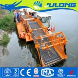 Barco de salvamento de la basura//Maquinaria de recolección de plantas acuáticas Cosechadora de malezas acuáticas